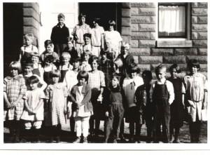 Bass Lake School from Louise Swenson