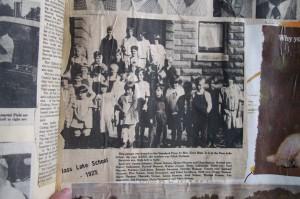 bass lake school 1925
