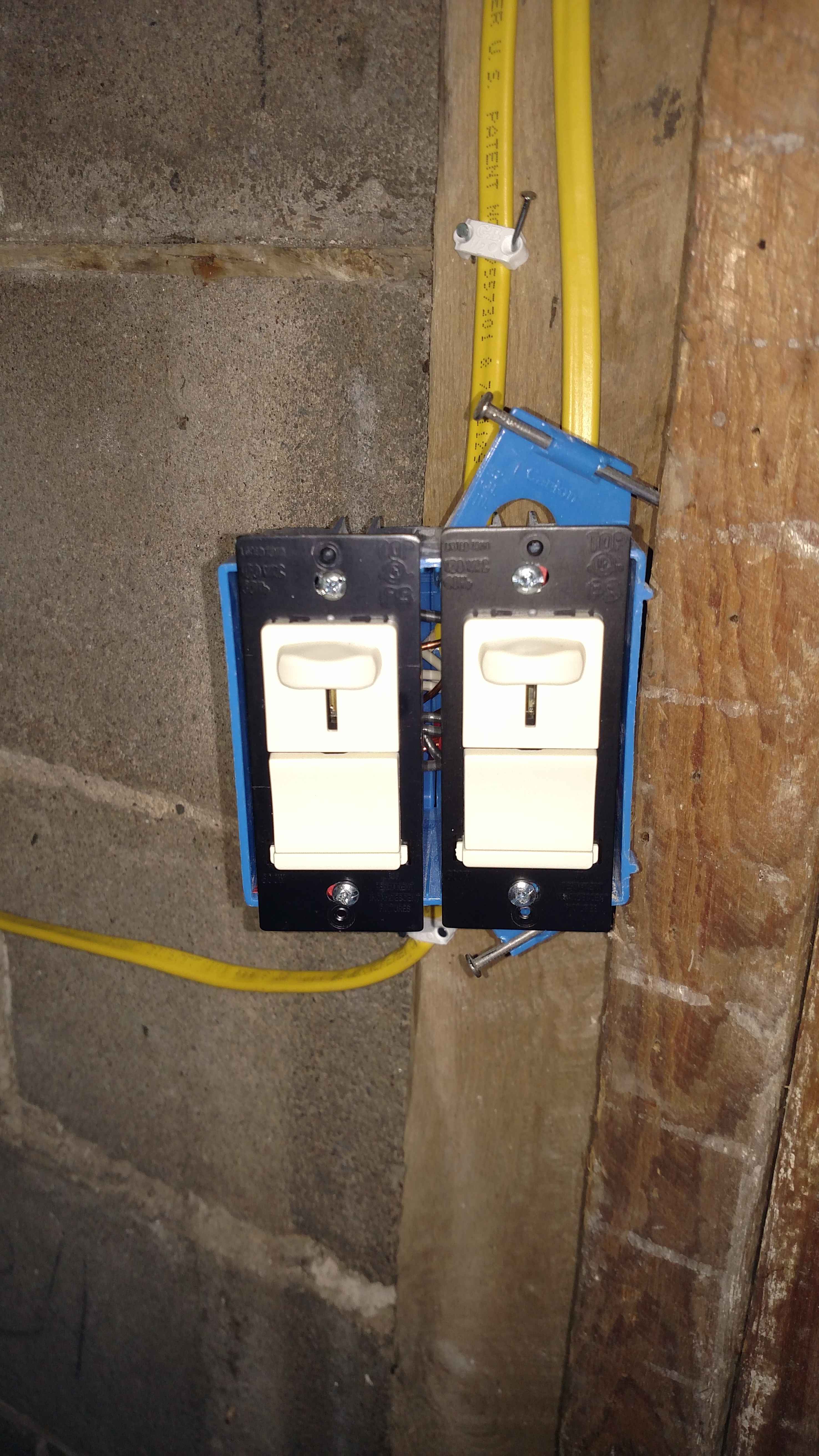 Flag Raised Bass Lake School Wiring A Light Switch In The Middle Of Run Temp Switches