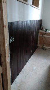 beadboard walls